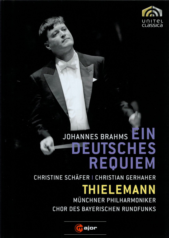 Brahms, Johannes - Ein Deutsches Requiem