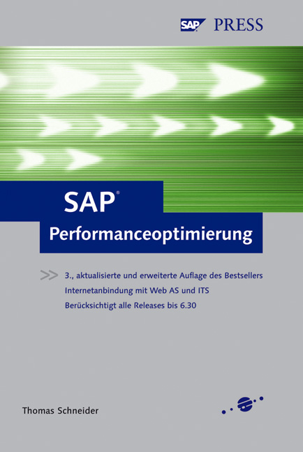SAP-Performanceoptimierung - Analyse und Tuning...