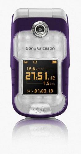 Sony Ericsson W710i hatha violett
