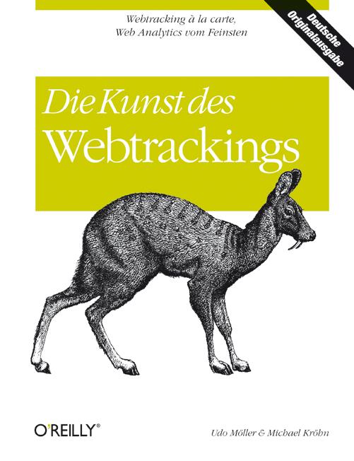 Die Kunst des Webtrackings - Udo Möller