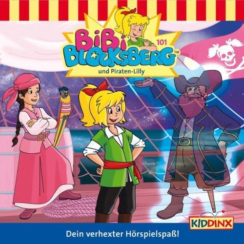 Bibi Blocksberg - Und Piraten-Lilly Folge 101