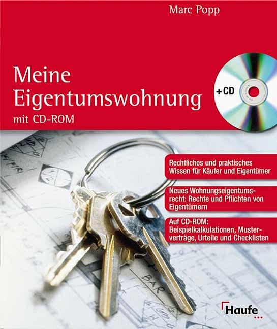 Meine Eigentumswohnung. Mit CD-ROM für Windows ...