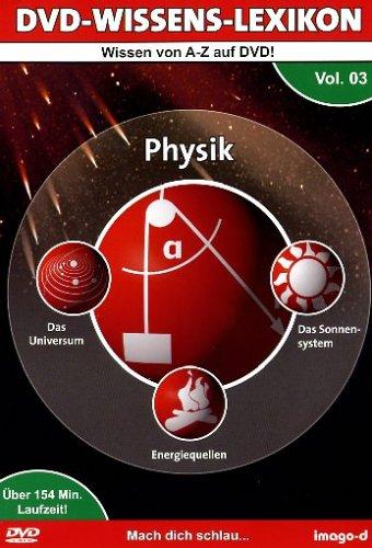 DVD-Wissens-Lexikon Vol. 3 - Physik