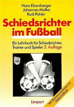 Schiedsrichter im Fußball - Hans Ebersberger