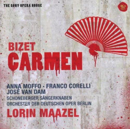 Lorin Maazel - Carmen-Sony Opera House
