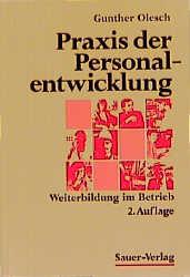 Praxis der Personalentwicklung - Gunther Olesch