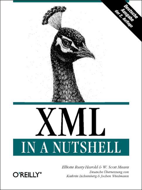 XML in a Nutshell - Elliotte R. Harold