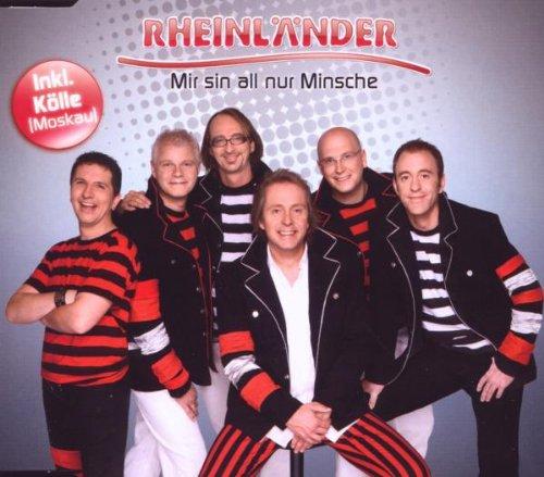 Rheinländer - Mir Sin All Nur Minsche/Kölle