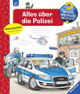 Alles über die Polizei (Wieso? Weshalb? Warum?) - Andrea Erne