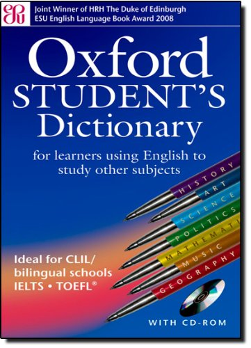 Oxford Student´s Dictionary of English. Interac...