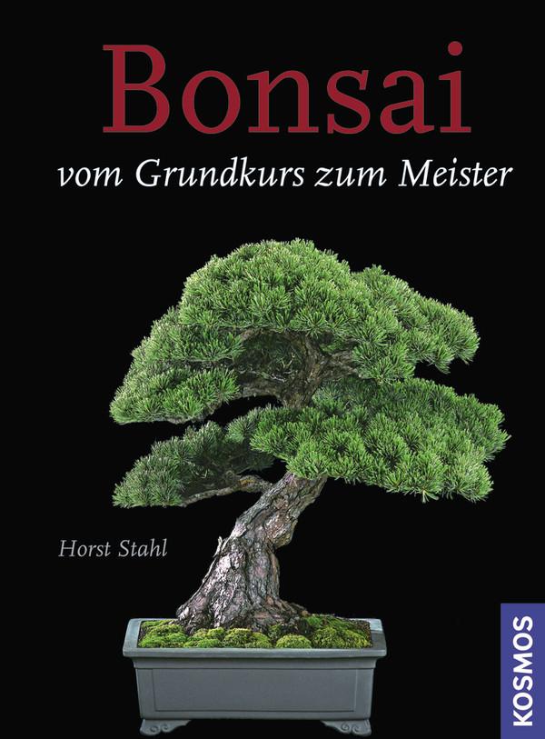 Bonsai: Vom Grundkurs zum Meister - Horst Stahl [Gebundene Ausgabe]