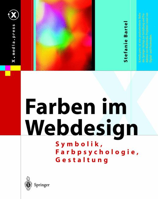 Farben im Webdesign (X.media.press) - Stefanie ...