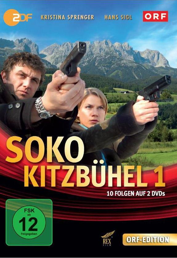 SOKO Kitzbühel Folge 1- 10 [2 DVDs]