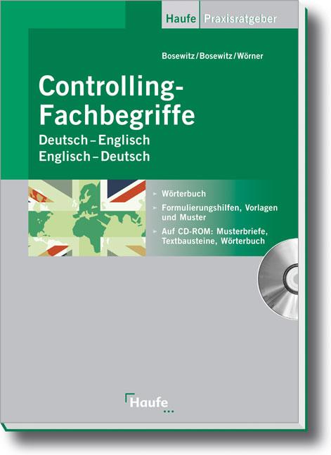 Controlling Fachbegriffe Deutsch/Englisch: Wört...