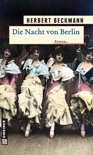 Die Nacht von Berlin - Herbert Beckmann