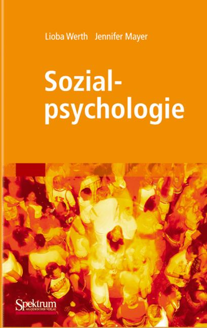 Sozialpsychologie (Sav Psychologie) - Lioba Werth