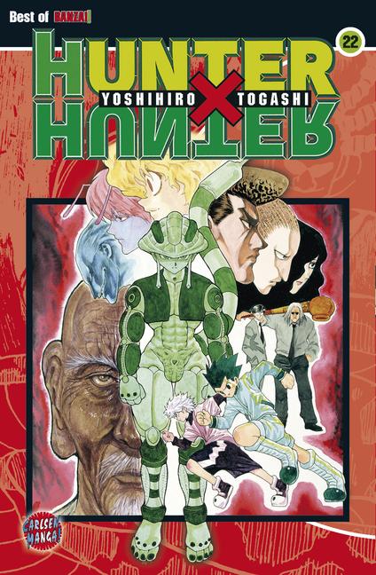 Hunter X Hunter, Band 22: BD 22 - Yoshihiro Togashi
