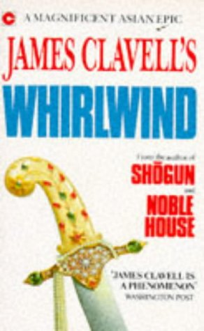 Whirlwind (Coronet Books) - James Clavell