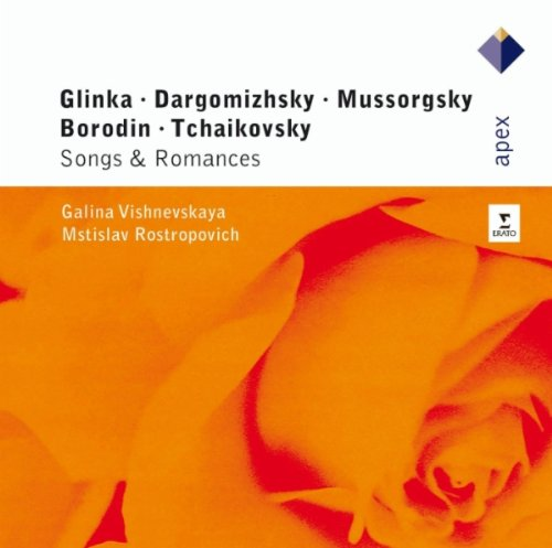 Vichnevskaya/Rostrop - Russian Melodies And Rom...