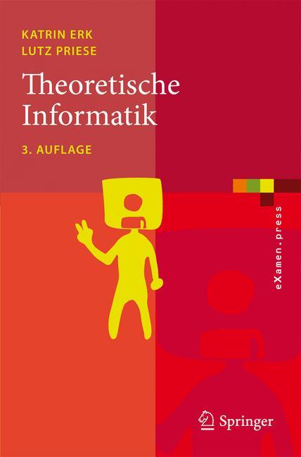 Theoretische Informatik: Eine umfassende Einfüh...