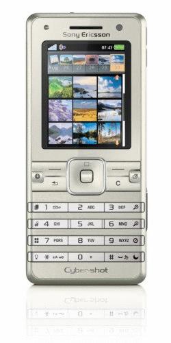 Sony Ericsson K770i beige