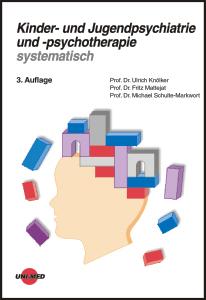 Kinder- und Jugendpsychiatrie und -psychologie ...