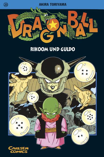 Dragon Ball - Band 23: Rikoom und Guldo - Akira Toriyama
