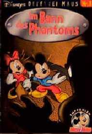 Detektei Maus, Nr.8, Im Bann des Phantoms - Wal...