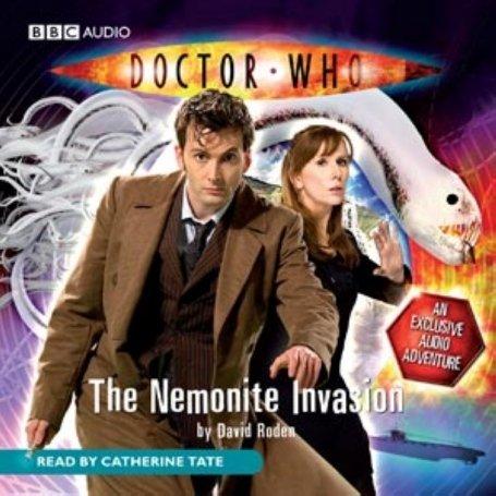 Doctor Who: The Nemonite Invasion - David Roden [Audio CD]
