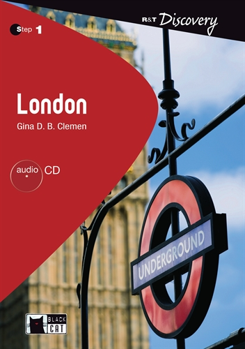 London. Buch mit CD: Reading & Training Discovery - Gina D. B. Clemen