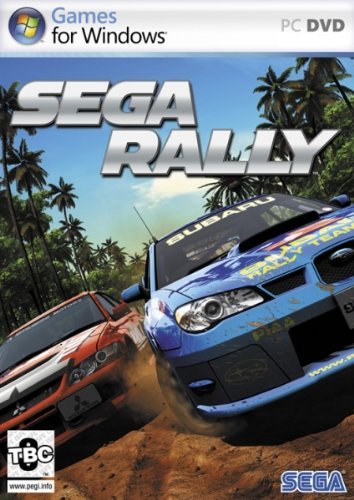 Sega Rally [Internationale Version]