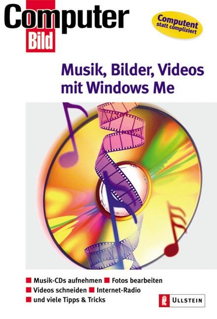 Musik, Bilder, Videos mit Windows Me - Prinz
