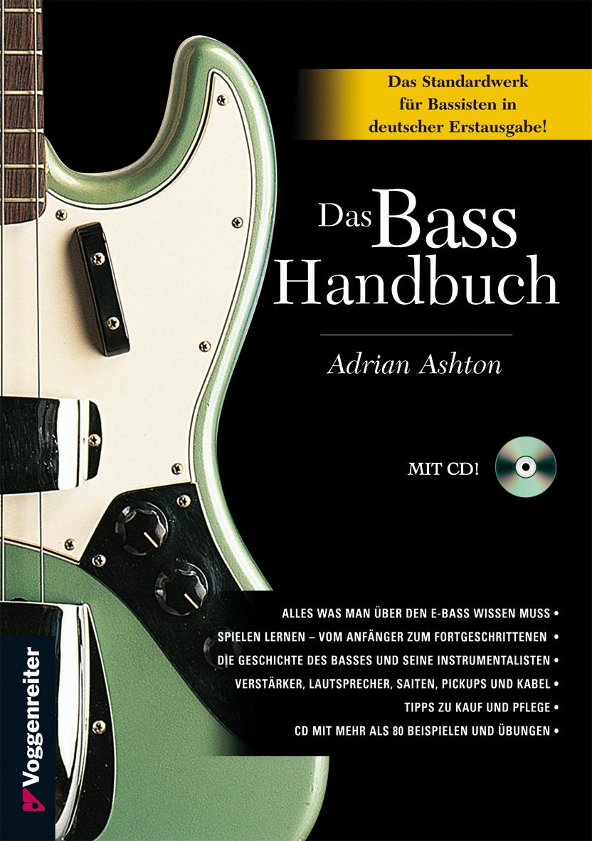 Das Bass-Handbuch - Adrian Ashton