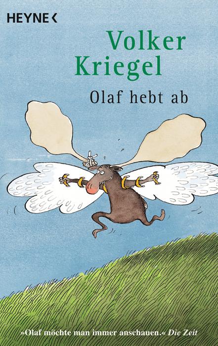 Olaf hebt ab - Volker Kriegel
