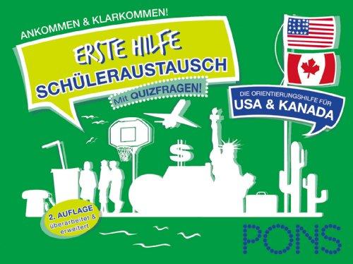 PONS Erste Hilfe Schüleraustausch USA und Kanad...