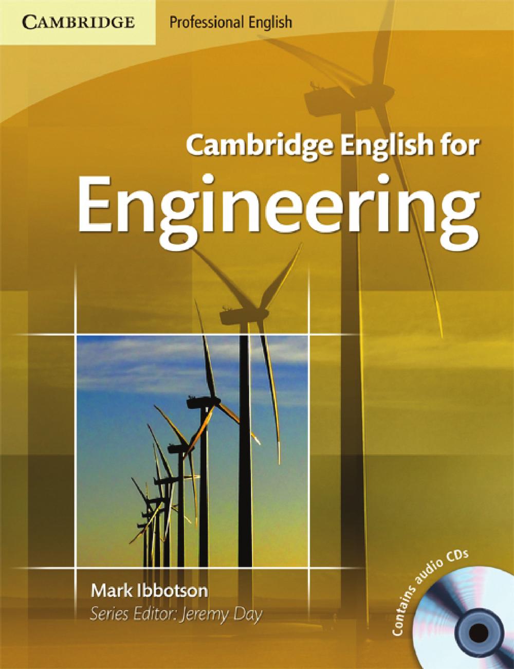 Cambridge English for Engeneering. Student´s Bo...