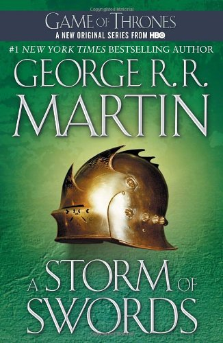 A Song of Ice and Fire: Book 3 - A Storm of Swords - George R.R. Martin [Paperback]