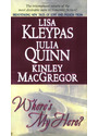 Where's My Hero? - Lisa Kleypas [Softcover]