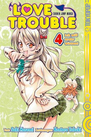 Love Trouble 04 - Saki Hasemi
