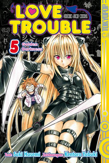 Love Trouble 05 - Kentaro Yabuki