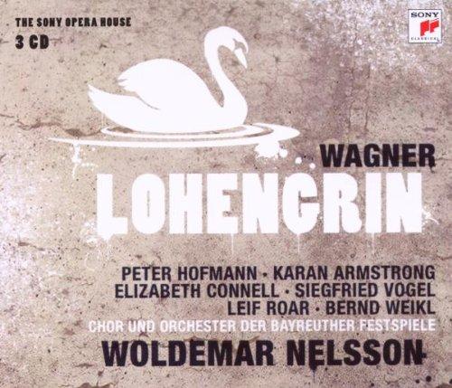 Peter Hofmann - Lohengrin-Sony Opera House