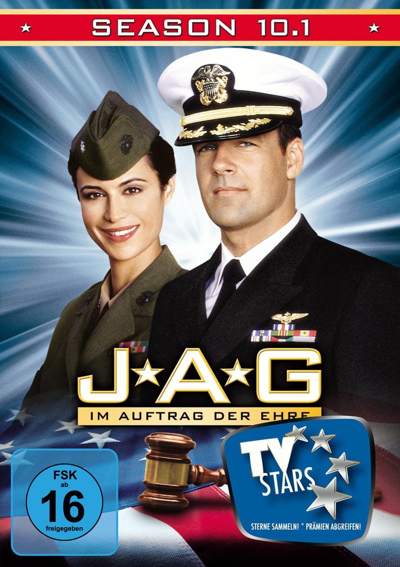 JAG - Im Auftrag der Ehre - Season 2.1 [2 DVDs]