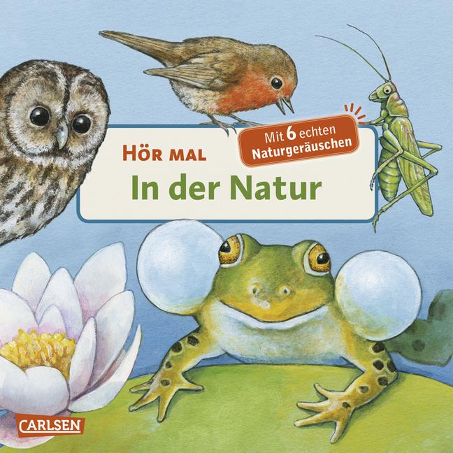 Hör mal - In der Natur - Anne Möller