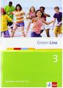 Green Line 3. Workbook mit Audio-CDs. 7. Klasse: BD 3 - Harald Weisshaar