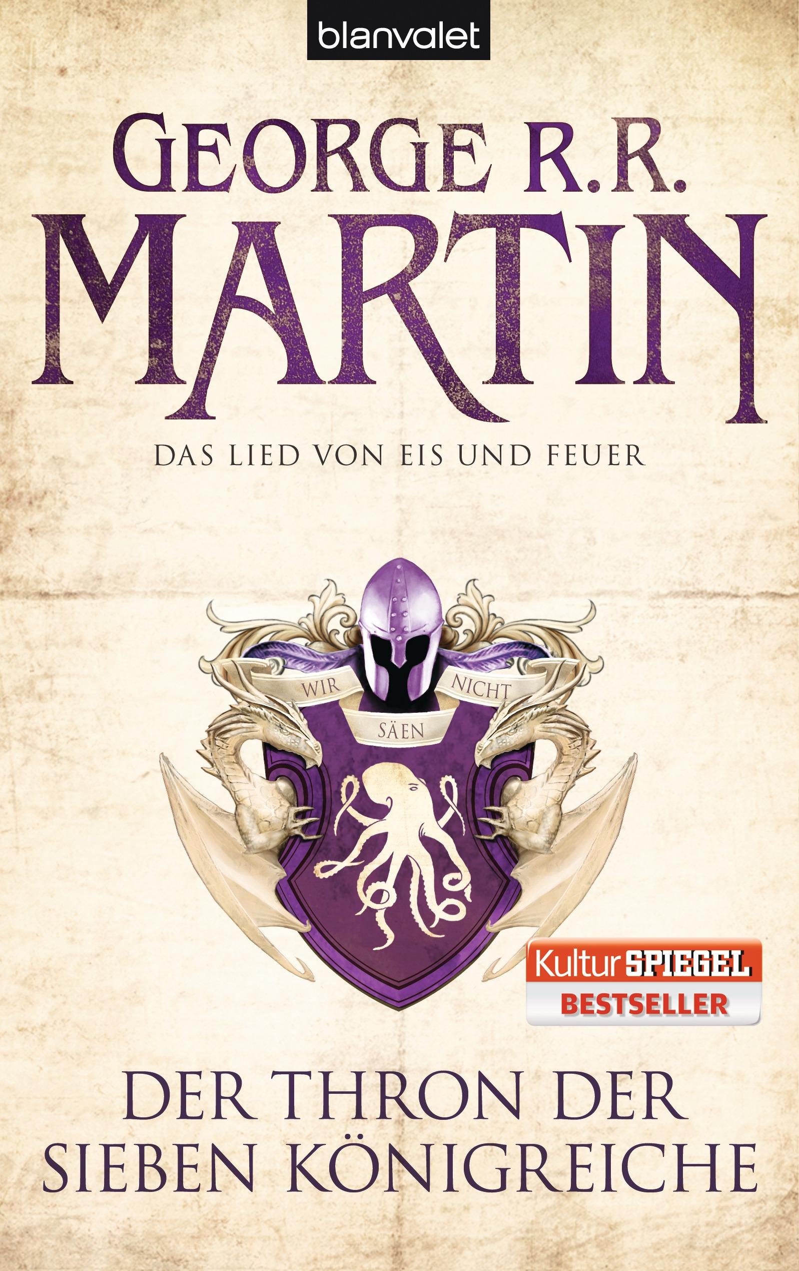 Das Lied von Eis und Feuer: Band 3 - Der Thron der Sieben Königreiche - George R.R. Martin