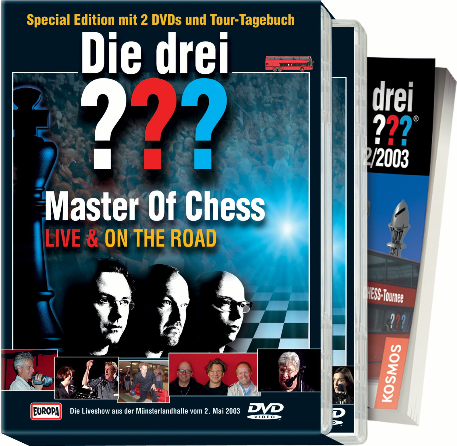 Die drei ??? - Master of Chess (Special Edition...