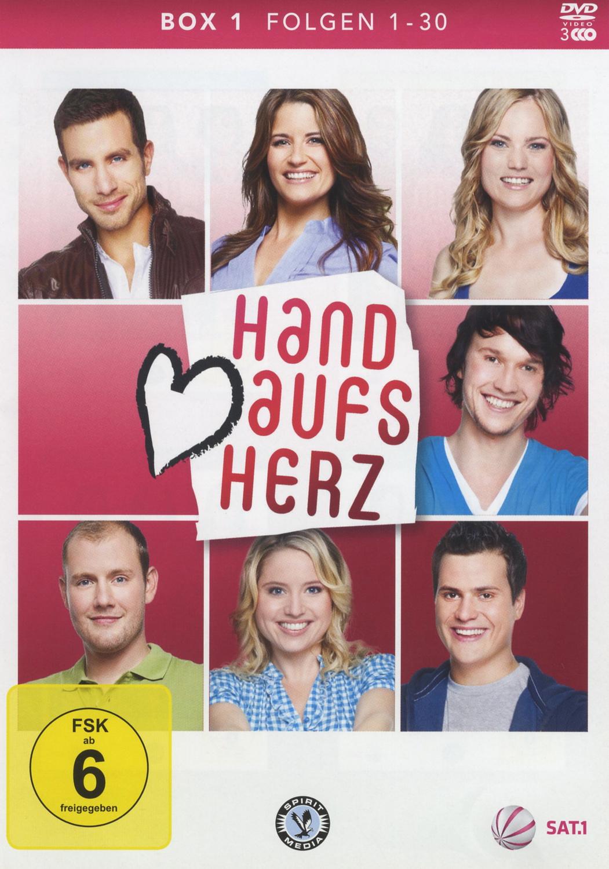 Hand aufs Herz - Box 1 [3 DVDs]