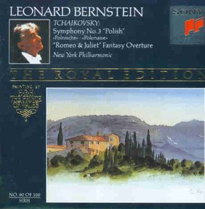 Leonard Bernstein - The Royal Edition No 90 of 100. Sinfonie 3/Romeo & Julia Ouvert.
