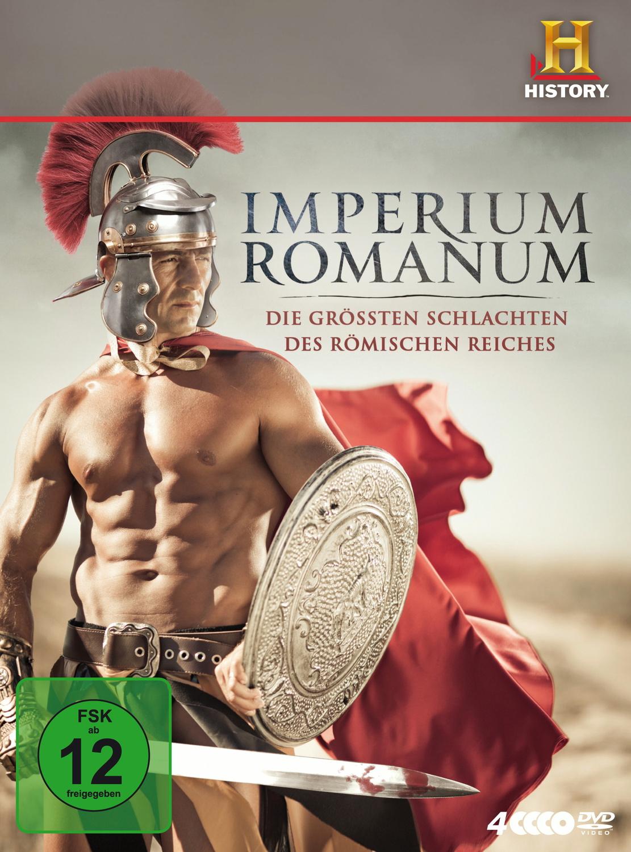Imperium Romanum-Die gröáten Schlachten