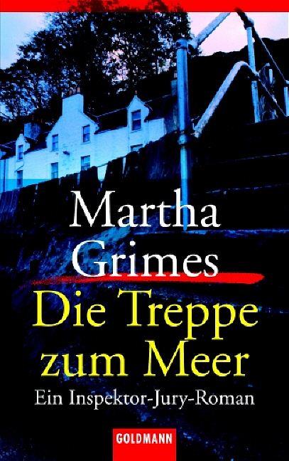 Die Treppe zum Meer. Ein Inspektor-Jury-Roman -...